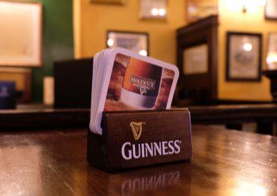 Guinness in Nürnberg - Finnigans